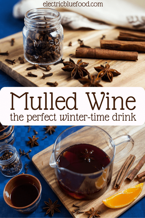 Mulled wine is the perfect drink for the cold winter days and nights.