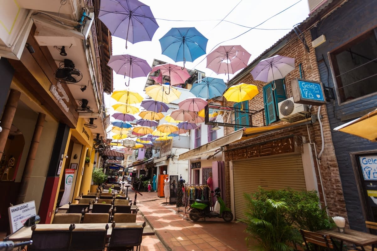 Siem Reap - our honeymoon in Cambodia